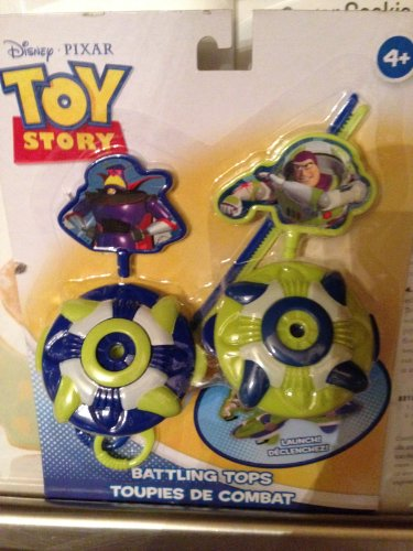 Toy Story Battling Tops - 1