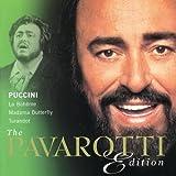 Giacomo Puccini La Boheme/Madam Butterfly (Pavarotti)