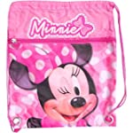Girl's Disney Minnie Mouse Pink Shoe,...