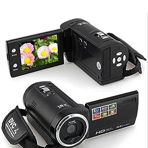 Hd 720p 16mp Digital Video Camcorder Camera Dv DVR 2.7'' TFT LCD 16x Zoom Hd Video Recorder 1280*720p