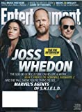 Entertainment Weekly - August 30, 2013 - Joss Whedon, the EW interview, Marvels Agents of S.H.I.E.L.D