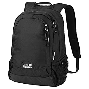 JACK WOLFSKIN Perfect Day Backpack, Black