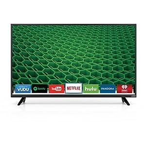 VIZIO D48-D0 48-Inch 1080p 120Hz Smart LED HDTV (Certified Refurbished)