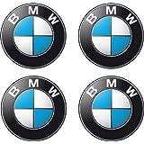Sticker Autocollant Planche 4 Logo BMW 4,5cm de diamétre