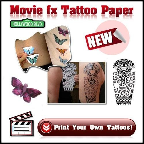 movie-fx-temporary-tattoo-transfer-paper-x-5-a4