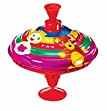 NewBorn, Baby, FAO Schwarz Metal Spinning Top Toy New Born, Child, Kid