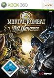XBOX-360 Mortal Kombat vs. DC Universe [Xbox 360]