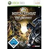 "Mortal Kombat vs. DC Universevon ""F+F Distribution GmbH"""