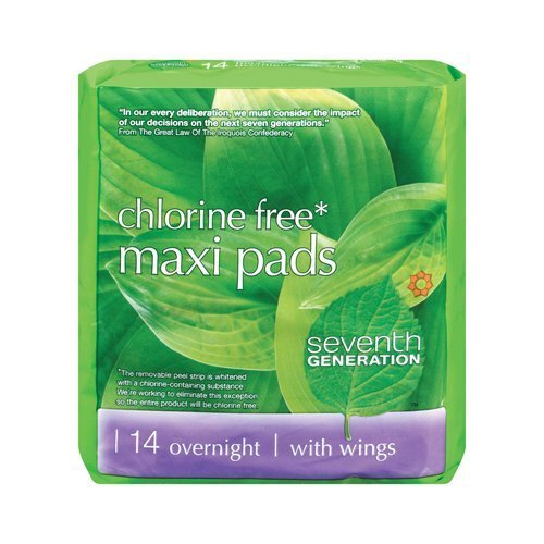 seventh-generation-maxi-pads-overnight-with-wings-14-pads-pack-of-6-by-seventh-generation