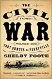 Image of The Civil War: A Narrative: Volume 1: Fort Sumter to Perryville: 001 (Vintage Civil War Library)