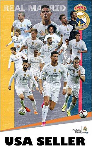 real-madrid-2015-16-player-burst-poster-235-x-34-cristiano-ronaldo-spanish-spain-soccer-football-la-