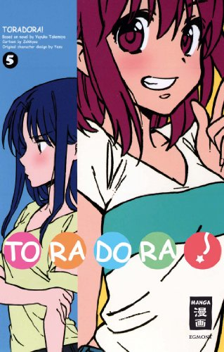 Toradora!, Band 5