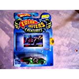 Hot Wheels Color Shifter Creatures ~ Arachnorod~ Colors Vary
