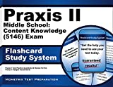 Praxis II Middle School: Content Knowledge (5146) Exam Flashcard