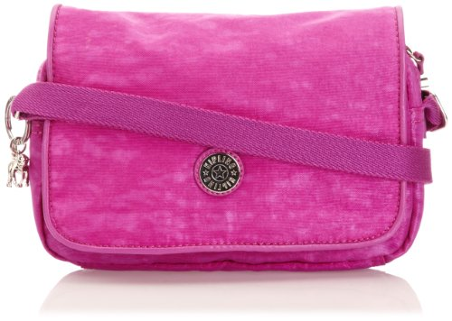 Kipling Womens Delphin ST Shoulder Bag K1236112T Pink Dust