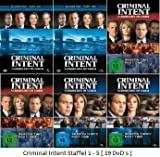 Criminal Intent - Verbrechen im Visier, Staffel 1-3 (19 DVDs)