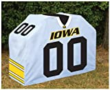 NCAA Iowa Hawkeyes Grill Cover