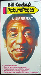 """Bill Cosby's Picture Pages """"NUMBERS"""""""