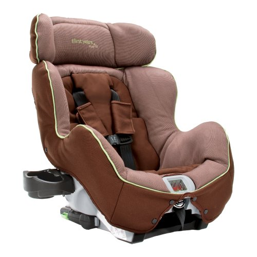 The First Years True Fit Recline Convertible Car Seat, Outdoors