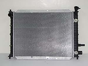 Amazon.com: Depo 330-56006-030 Radiator (FORD ESCORT ZX2 2.0L L4 98-03