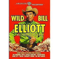 Wild Bill Elliot Western Collection