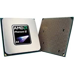 AMD Phenom II X4 965 3.40 Ghz 8MB Cache Quad-core Processor - Black Edition