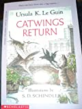 Catwings Return (0590428322) by Ursula K. Le Guin