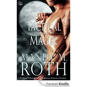 Tactical Magik (Immortal Ops Book 5) (English Edition)