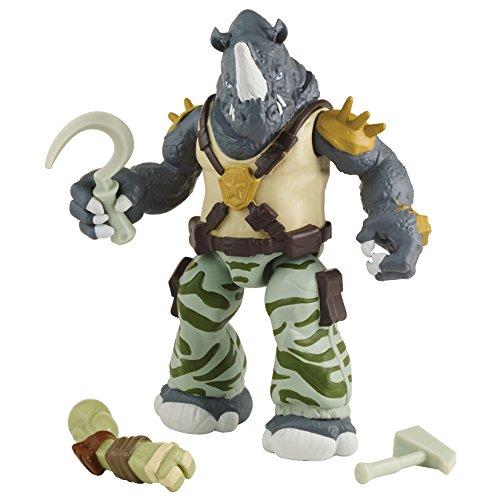 Teenage Mutant Ninja Turtles Mix and Match Rocksteady Figure