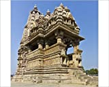 Photographic Print of Javari Temple, Khajuraho