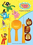 Paper Magic Group Pumpkin Carving Kit, Yo Gabba Gabba