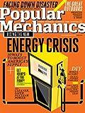 Popular Mechanics (1-year auto-renewal)