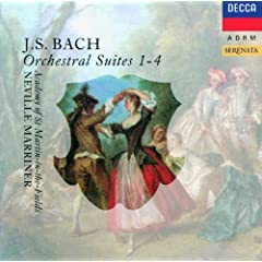 Suite No.2 in B minor, BWV 1067 - 4. Bourr�e I-II