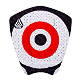 Komunity Project Kelly Slater 3 Piece Grip Pad - Black/White/Red