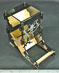 two player games dice tower