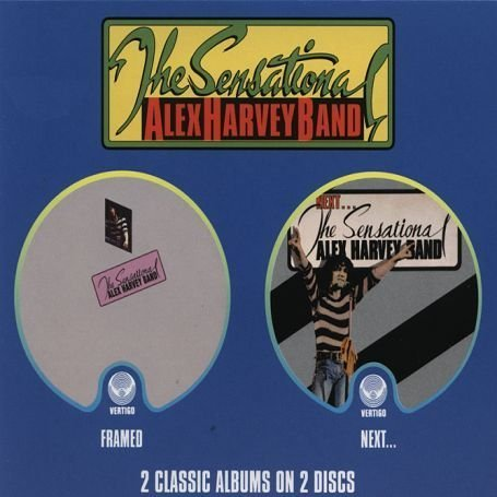 The Sensational Alex Harvey Band - Framed/Next - Zortam Music