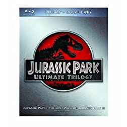 Jurassic Park Ultimate Trilogy (Blu-ray + Digital Copy)