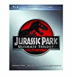 51QxJ4k1EjL. SL160  Jurassic Park Ultimate Trilogy (Blu ray + Digital Copy)