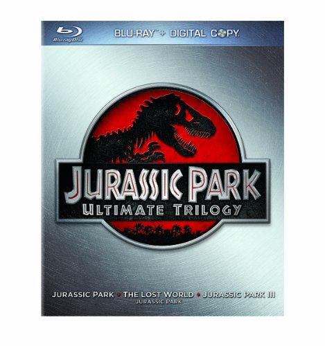 Coffret Bluray : Trilogie de Jurassic Park