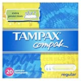 Tampax Tampons Compak Regular x 20