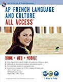 AP French Language & Culture All Access w/Audio (Advanced Placement (AP) All Access) (0738610607) by Angelini Ph.D., Dr. Eileen M.