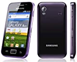 Samsung Galaxy Ace in Purple on O2 Pay as you go / Pre-Pay / PAYG (Including £10 Airtime)