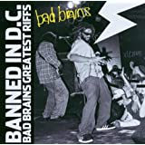 "Banned in Dc: Bad Brains Greatvon ""Bad Brains"""