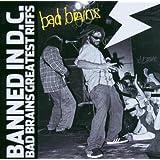 """Banned in Dc: Bad Brains Greatvon """"Bad Brains"""""""