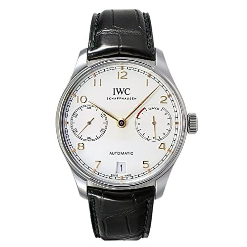 (インターナショナルウォッチカンパニー) IWC 腕時計 ポルトギーゼ オートマチック IW500704 シルバー メンズ [並行輸入品]