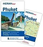 Phuket: MERIAN live! - Mit Kartenatlas im Buch und Extra-Karte zum Herausnehmen