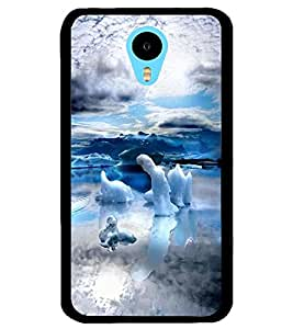 ColourCraft Awesome Scenery Design Back Case Cover for MEIZU M1 NOTE