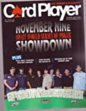 Aug 26, 2009 *CARD PLAYER* The Poker Authority Magazine: Featuring, The NOVEMBER NINE Await the WSOP Showdown