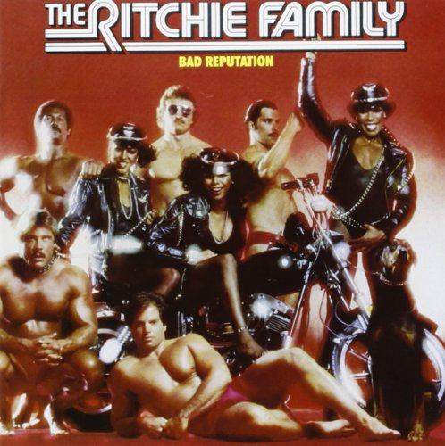 Original album cover of Bad Reputation by The Ritchie Family
