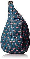 KAVU Rope Bag Flamingo One Size